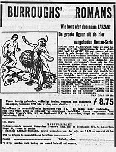 advertentie 30 november 1936